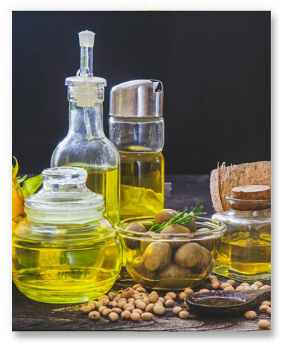 Oils and Ghee